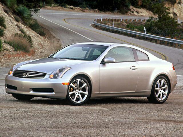 2003 infiniti coupe