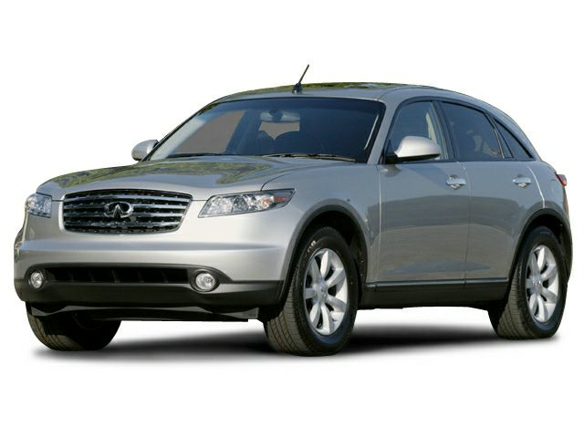Lexus Certified Pre Owned >> 2005 INFINITI FX35 Information
