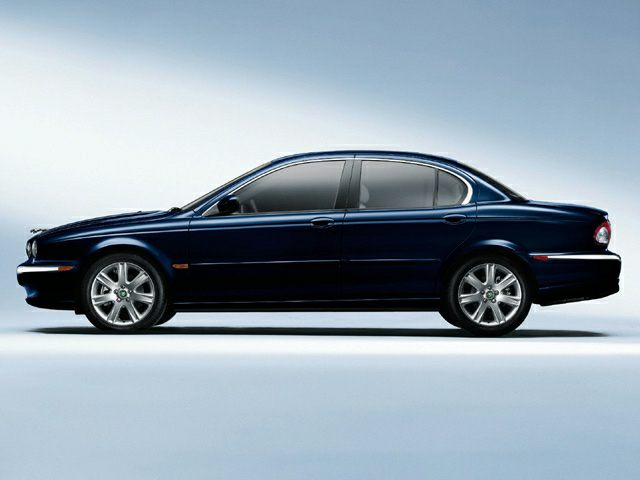 2003 Jaguar X-TYPE Exterior Photo