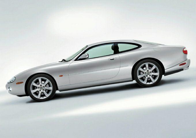 2003 Jaguar XK8 Exterior Photo