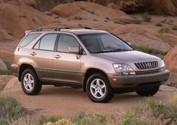 2003LexusRX 300