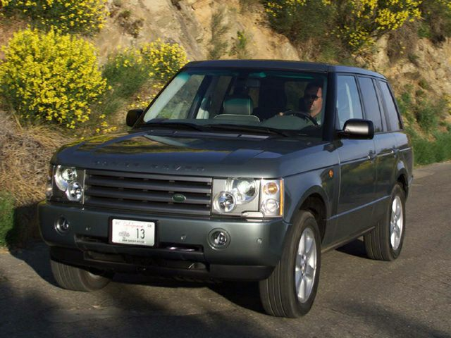 2003 Land Rover Range Rover Exterior Photo
