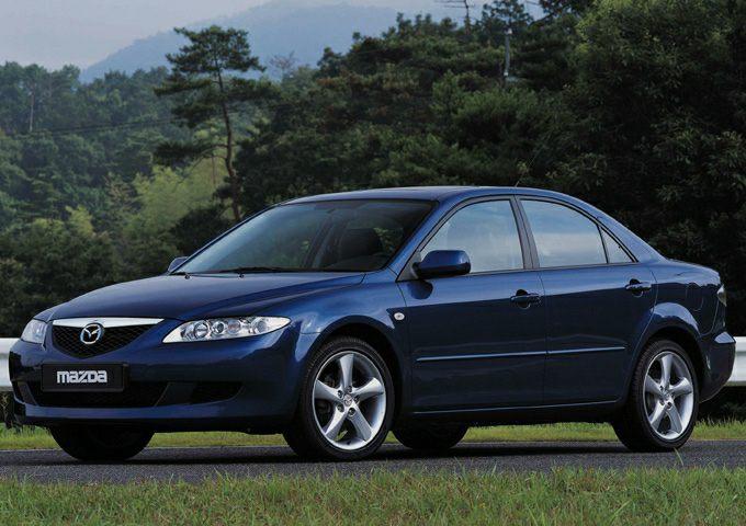 2003 Mazda Mazda6 Specs and Prices