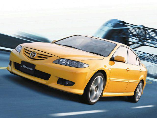 2003 Mazda Mazda6 Exterior Photo