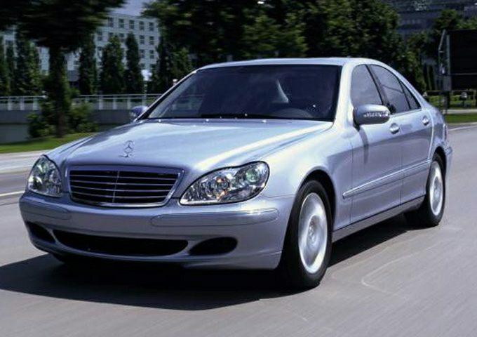 2003 S-Class