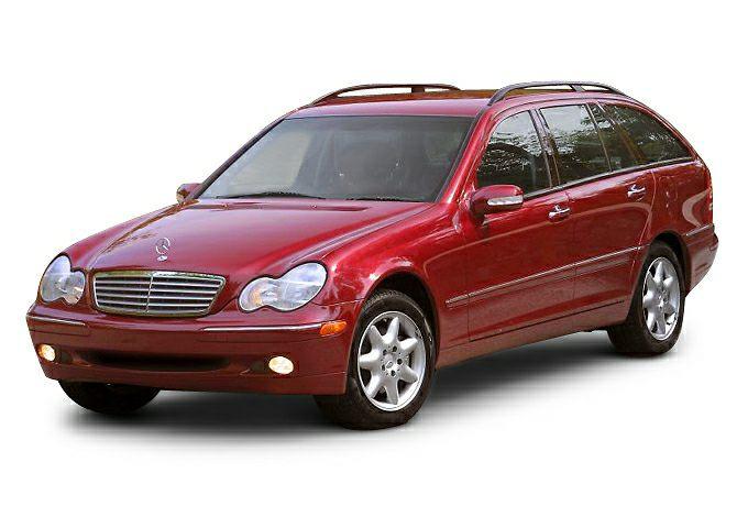 2003 C-Class