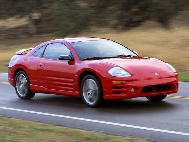 2003 Mitsubishi Eclipse Pictures