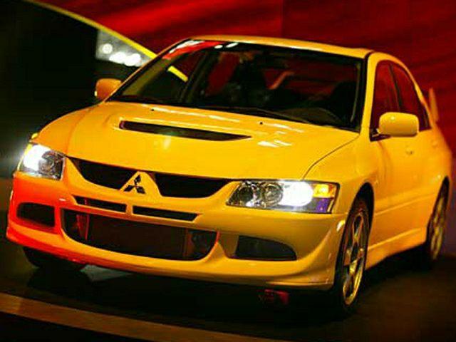 2003 Mitsubishi Lancer Es 4dr Sedan Information