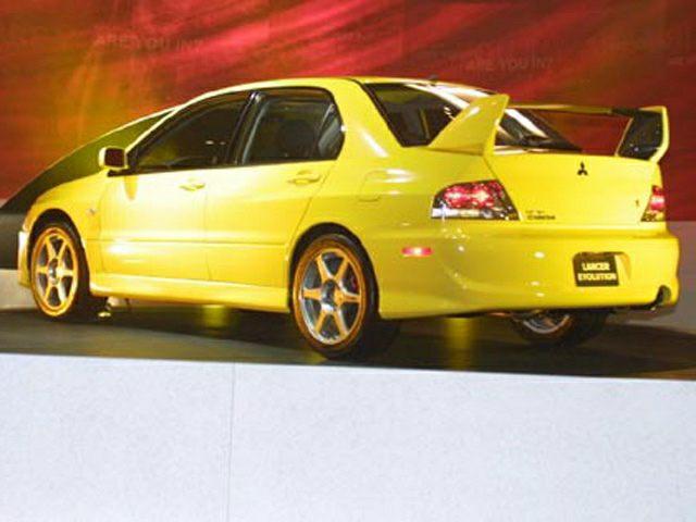 2003 Lancer Evolution