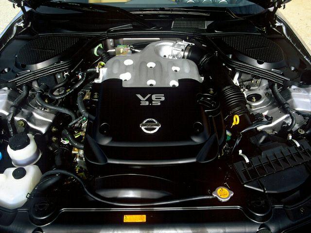 2003 Nissan 350Z Exterior Photo