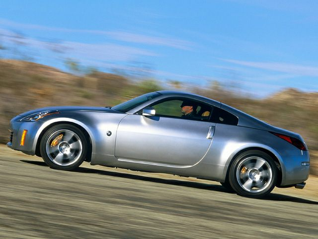 2003 nissan 350z information. Black Bedroom Furniture Sets. Home Design Ideas