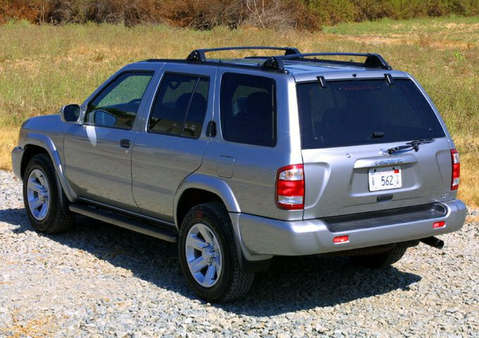 2003 nissan pathfinder se 4x2 information. Black Bedroom Furniture Sets. Home Design Ideas