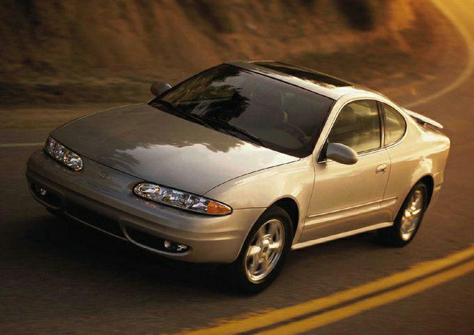 2004OldsmobileAlero