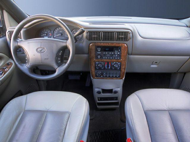 2004OldsmobileSilhouette