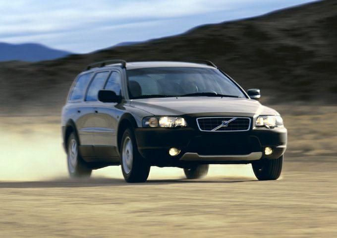 2003 Volvo XC70 New Car Test Drive