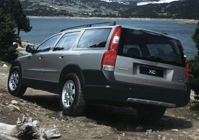 2003 Volvo XC70 Exterior Photo