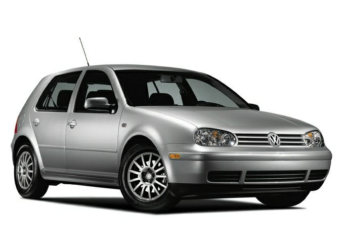 volkswagen golf pictures