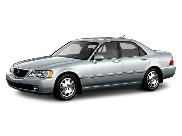 2004 Acura RL 3.5 w/Nav System 4dr Sedan Specs and Prices