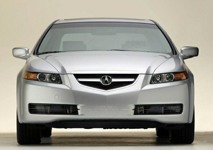 2004 Acura TL Information