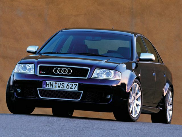 2003 Audi RS6 Specs and Prices