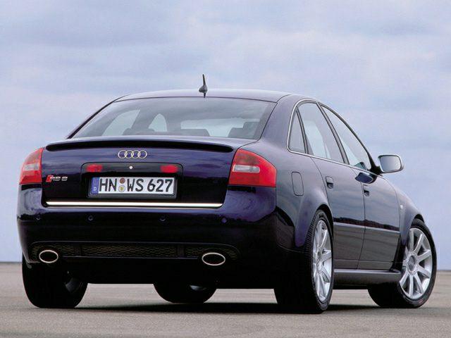 2003 Audi RS6 Exterior Photo