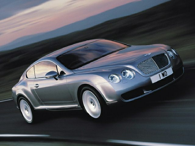 2004 Continental GT