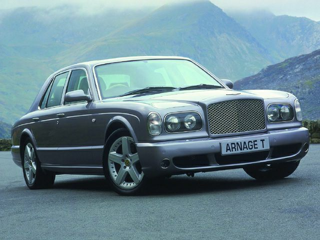 2004 Arnage