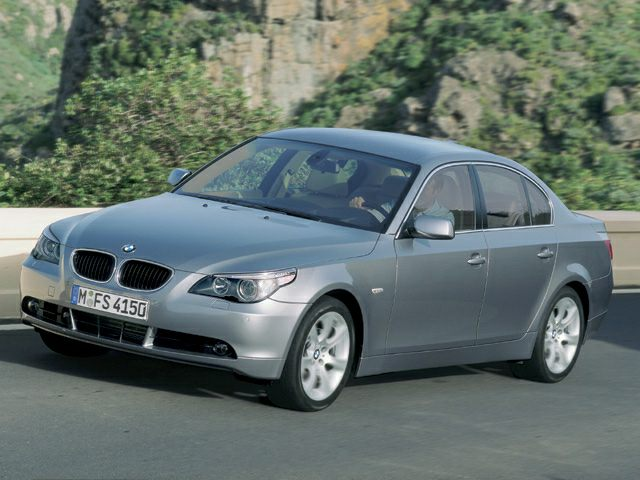 2007 BMW 525 Pictures