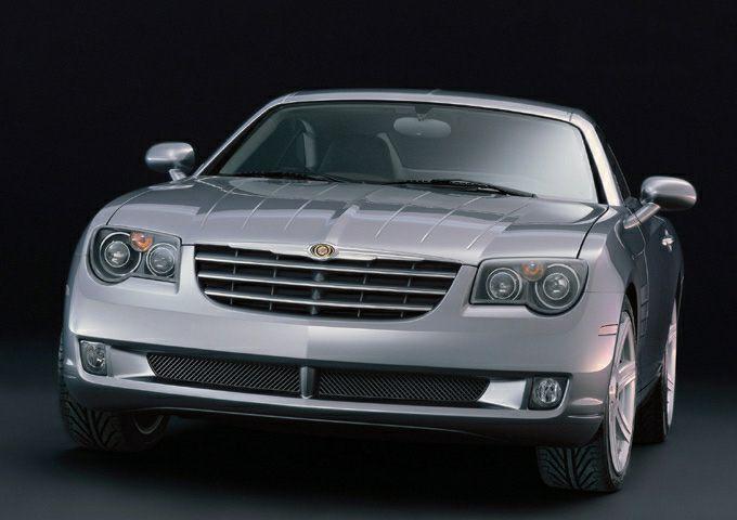 2006 Chrysler Crossfire New Car Test Drive