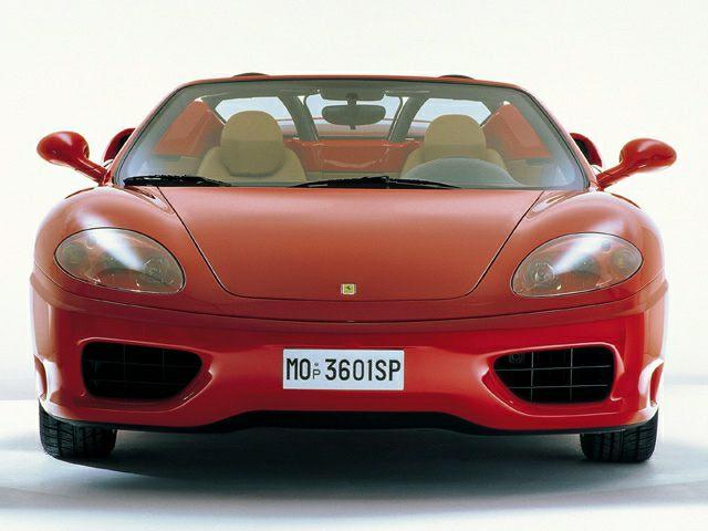 2005 360 Modena