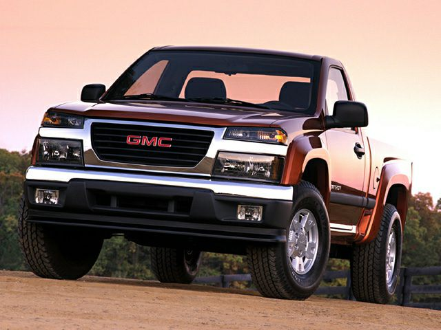 2006 GMC Canyon Safety Recalls