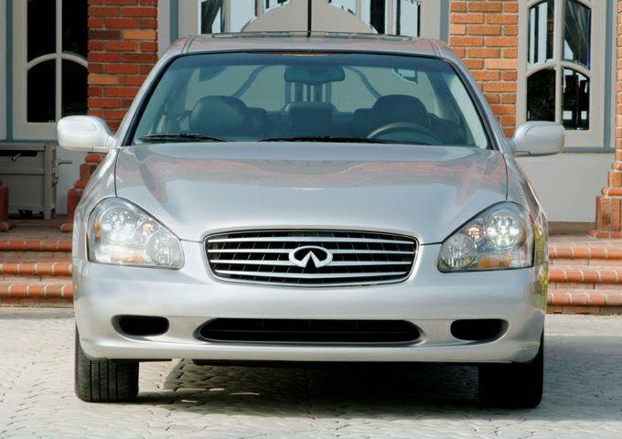 2004 INFINITI Q45 Exterior Photo