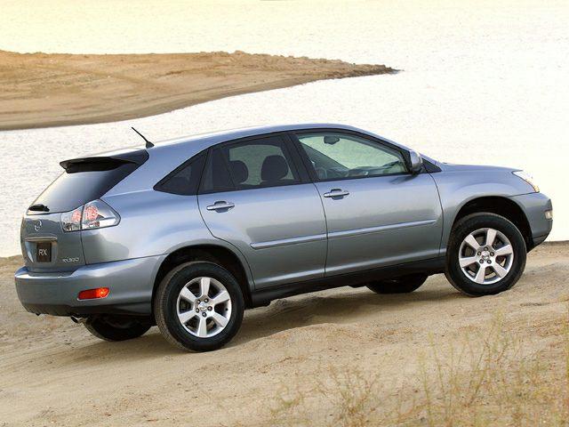2004 Lexus RX 330 Safety Recalls