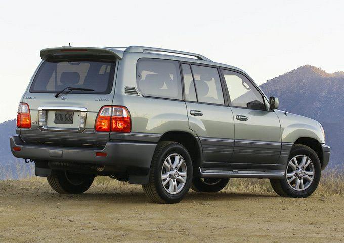 2007LexusLX 470