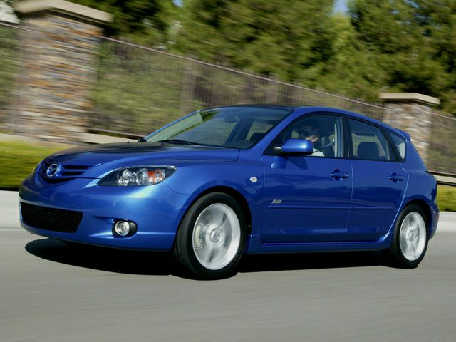 2005 Mazda Mazda3 Exterior Photo