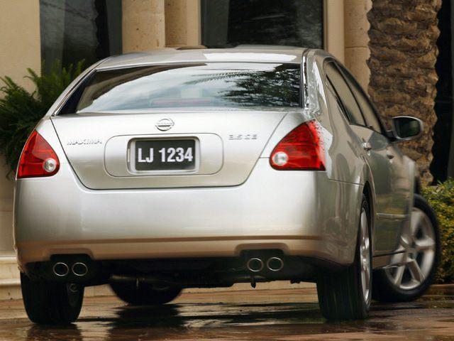 2006 Maxima
