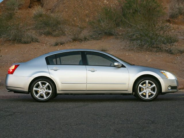 2004 nissan maxima 3.5 se 4dr sedan pricing and options