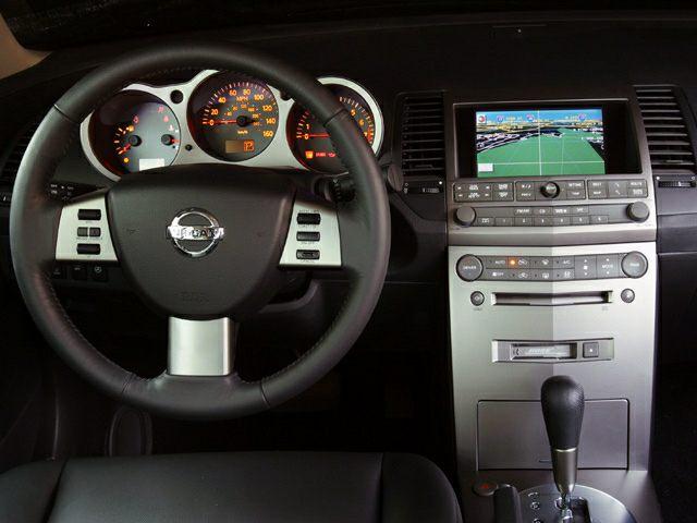 2004 Nissan Maxima Exterior Photo
