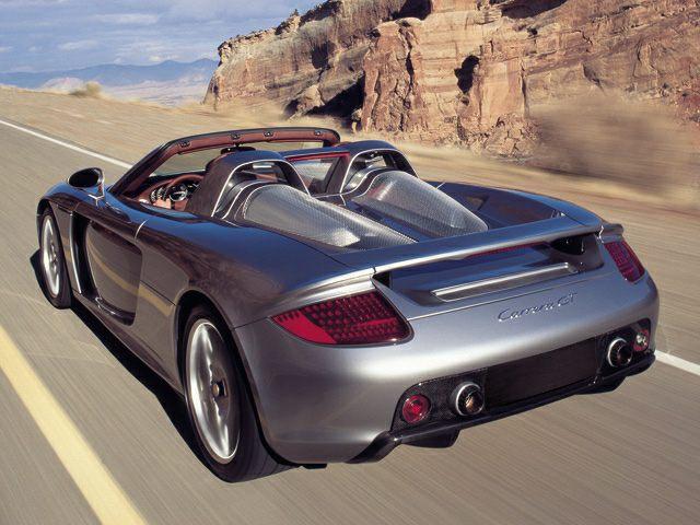2004 Porsche Carrera GT Exterior Photo