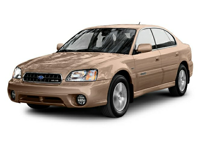 2004 Outback