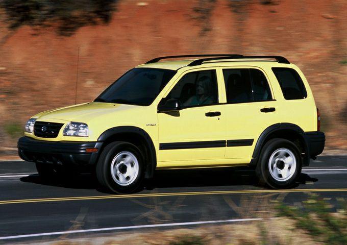 2004 Suzuki Vitara V6 Exterior Photo