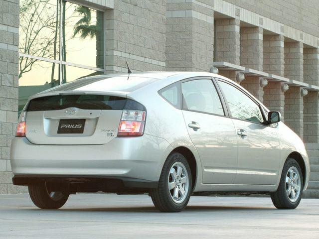 Toyota Prius Information - 2004 prius
