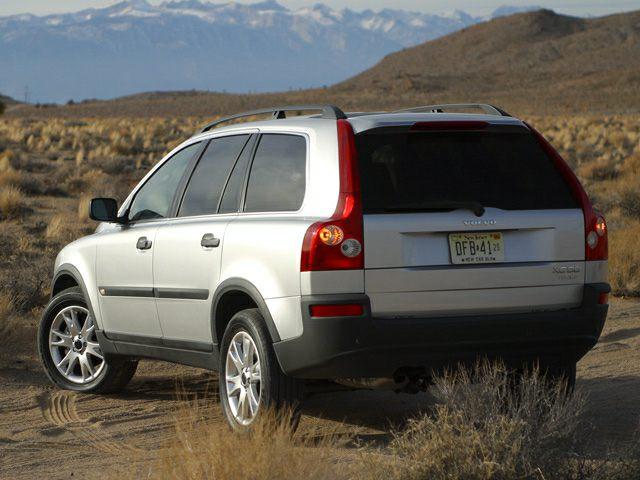2004 Volvo XC90 Pictures