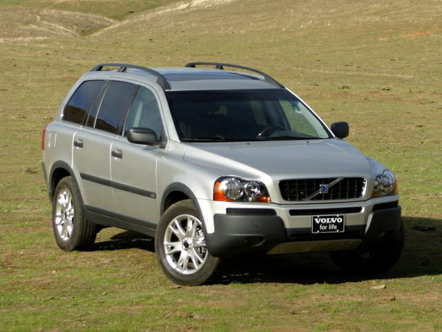 2004 volvo xc90 information. Black Bedroom Furniture Sets. Home Design Ideas