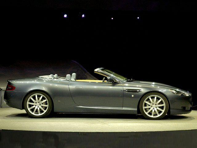 2005 Aston Martin Db9 Volante Convertible Specs And Prices