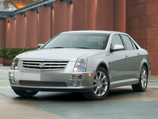2005 Cadillac STS V6 4dr Sedan Safety Features