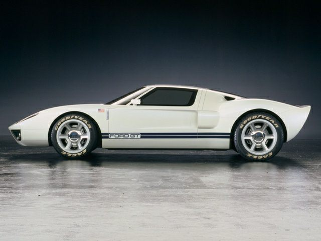 2005 Ford GT Exterior Photo