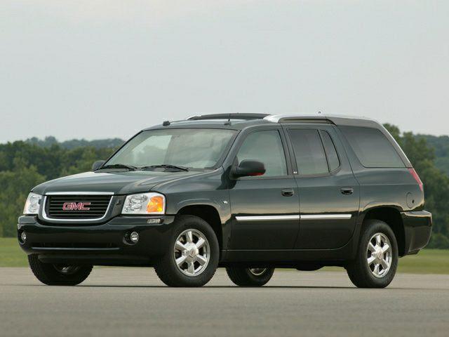 2005GMCEnvoy XUV