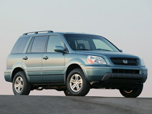 2005 honda pilot information. Black Bedroom Furniture Sets. Home Design Ideas