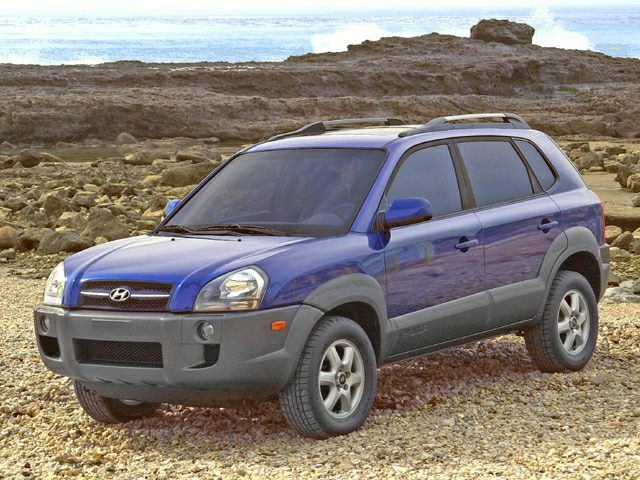 2006 hyundai tucson information. Black Bedroom Furniture Sets. Home Design Ideas